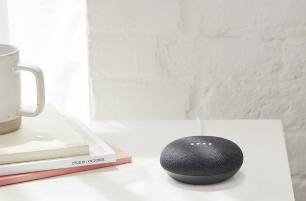 Google Home Mini1